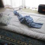 <em>Mannendoko</em> (万年床 – Unmade Bedding)